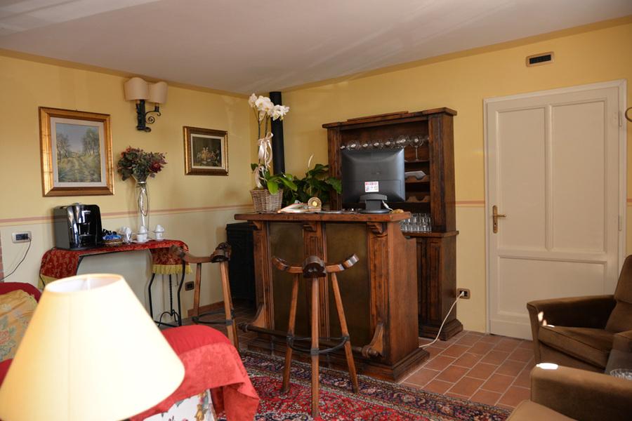 reception - Agriturismo Campo Fiorito - Via Dei Rocchi 190, 51015 - Monsummano Terme (PT) - Toscana - Italia